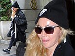 EXCLUSIVE: Madonna seen leaving the Heathman Hotel in Portland for the for first time since reports she's back together with ex-husband Sean Penn. Madonna is currently in Oregon for a concert at the Moda Center.\n\nPictured: Madonna\nRef: SPL1151215  171015   EXCLUSIVE\nPicture by: Penn/Clint Brewer/Splash News\n\nSplash News and Pictures\nLos Angeles: 310-821-2666\nNew York: 212-619-2666\nLondon: 870-934-2666\nphotodesk@splashnews.com\n