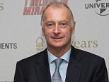 NOTTINGHAM, ENGLAND - OCTOBER 11: Former Nottingham Forest player Trevor Francis from the1977-79 poses for a group photograph ahead of the screening of I Believe in Miracles at City Ground on October 11, 2015 in Nottingham, England.  (Photo by Jon Buckle/Getty Images)