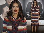 Photocall of the Tribute to Martin Scorsese in Lyon.\n10/16/2015\n\nPictured: Salma Hayek\nRef: SPL1154438  161015  \nPicture by: KCS Presse / Splash News\n\nSplash News and Pictures\nLos Angeles: 310-821-2666\nNew York: 212-619-2666\nLondon: 870-934-2666\nphotodesk@splashnews.com\n