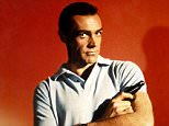 Film: Dr. No (1962) with Sean Connery as James Bond.  BKP0D9 DR. NO (1962) SEAN CONNERY DRN 005CP CREDIT EON