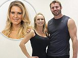 Mandatory Credit: Photo by Damien Mcfadden/REX Shutterstock (4163240a)\nFormer England Rugby Player Ben Cohen Trains In Northampton With His Dance Partner Kristina Rihanoff For The Opening Weekend Of Strictly Come Dancing. (25/9/13). Picture By Damien Mcfadden/daily Mail : 07968 308252.\nFormer England Rugby Player Ben Cohen Trains In Northampton With His Dance Partner Kristina Rihanoff For The Opening Weekend Of Strictly Come Dancing. (25/9/13). Picture By Damien Mcfadden/daily Mail : 07968 308252.\n\n