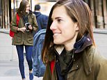 Mandatory Credit: Photo by Startraks Photo/REX Shutterstock (5269812h)\n Allison Williams\n Allison Williams out and about, New York, America - 19 Oct 2015\n Allison Williams Sighting in Chinatown\n
