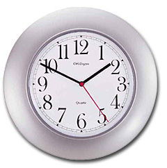 Picture of The cheap quartz wall clock