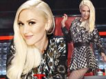 """THE VOICE -- """"Battle Rounds"""" -- Pictured: Gwen Stefani -- (Photo by: Trae Patton/NBC/NBCU Photo Bank via Getty Images)"""