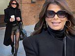 Paula Abdul leaves her hotel in New York October 19, 2015\n\nPictured: Paula Abdul\nRef: SPL1153738  191015  \nPicture by: NIGNY / Splash News\n\nSplash News and Pictures\nLos Angeles: 310-821-2666\nNew York: 212-619-2666\nLondon: 870-934-2666\nphotodesk@splashnews.com\n