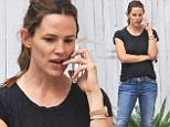 Jennifer Garner Spotted Talking On Her Phone In Los Angeles Caption: Picture Shows: Jennifer Garner  October 16, 2015    Actress and newly single mom Jennifer Garner is spotted talking on her phone in Los Angeles, California. Despite separating from husband Ben Affleck, the pair have continued to do things as a family to make the divorce easy on their kids.     Non Exclusive  UK RIGHTS ONLY    Pictures by : FameFlynet UK � 2015  Tel : +44 (0)20 3551 5049  Email : info@fameflynet.uk.com Photographer: 922 Loaded on 19/10/2015 at 00:45 Copyright:  Provider: FameFlynet.uk.com  Properties: RGB JPEG Image (18317K 907K 20.2:1) 2084w x 3000h at 72 x 72 dpi  Routing: DM News : GeneralFeed (Miscellaneous) DM Showbiz : SHOWBIZ (Miscellaneous) DM Online : Online Previews (Miscellaneous), CMS Out (Miscellaneous)