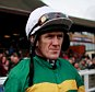 """File photo dated 20-02-2015 of Jockey Tony McCoy during Andrew West Race Day at Exeter Racecourse, Exeter. PRESS ASSOCIATION Photo. Issue date: Saturday April 4, 2015. Tony McCoy is determined to do all he can to go out in a blaze of glory in what he calls """"the greatest horse race in the world"""". See PA story RACING National McCoy. Photo credit should read David Davies/PA Wire."""