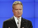 Democratic presidential candidate former Virginia Sen. Jim Webb speaks during the CNN Democratic presidential debate Tuesday, Oct. 13, 2015, in Las Vegas. (AP Photo/John Locher)