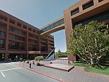 Immigration and Customs Enforcement, San Diego field office. Edward J. Schwartz Federal Building