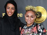 Celebrity arrivals at the 'Empire' Los Angeles Premiere in Hollywood, Los Angeles, California.....Pictured: AzMarie Livingston, Raven-Symone..Ref: SPL922518  060115  ..Picture by: Celebrity Monitor/Splash News....Splash News and Pictures..Los Angeles: 310-821-2666..New York: 212-619-2666..London: 870-934-2666..photodesk@splashnews.com..