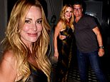 Taylor Armstrong who had dinner at Craig's in West Hollywood on October 17, 2015 buys candy a kid was selling outside. Armstrong was picked up by her husband John  H. Bluher who was not with her durring dinner.\n\nPictured: Taylor Armstrong\nRef: SPL1154678  181015  \nPicture by: Splash News\n\nSplash News and Pictures\nLos Angeles: 310-821-2666\nNew York: 212-619-2666\nLondon: 870-934-2666\nphotodesk@splashnews.com\n