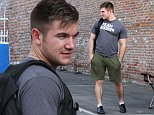 Hollywood, CA - Alek Skarlatos and Lindsay Arnold mingle with their fans as they end another rehearsal session on Sunday. \nAKM-GSI        October 18, 2015\nTo License These Photos, Please Contact :\nSteve Ginsburg\n(310) 505-8447\n(323) 423-9397\nsteve@akmgsi.com\nsales@akmgsi.com\nor\nMaria Buda\n(917) 242-1505\nmbuda@akmgsi.com\nginsburgspalyinc@gmail.com