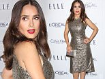 Mandatory Credit: Photo by REX Shutterstock (5269883ag)\n Salma Hayek\n ELLE Women in Hollywood Awards, Los Angeles, America - 19 Oct 2015\n \n