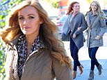 Mandatory Credit: Photo by Startraks Photo/REX Shutterstock (5269796a)\n Blake Lively\n Blake Lively and sister out and about, New York, America - 19 Oct 2015\n Blake Lively and Sister Robyn Leaving Their Hotel\n