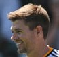 LA Galaxy Midfield player Steven Gerrard celibates 3rd goal During the MLS soccer Match played Between   Los Angeles Galaxy and  New York City at  The Stub Hub Centre California USA