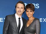 Mandatory Credit: Photo by Matt Baron/BEI/REX Shutterstock (3835125bd).. Olivier Martinez and Halle Berry.. 'Extant' TV series premiere, Los Angeles, America - 16 Jun 2014.. ..