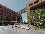 Immigration and Customs Enforcement, San Diego field office. Edward J. Schwartz Federal Building