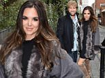 """*** Fee of £50 applies for subscription clients to use images before 22.00 on 201015 *** EXCLUSIVE ALLROUNDERKian Egan & wife Jodi Albert at Today FM's Anton Savage Show. The celebrity couple announced on Social Media that they are opening a clothing store called JodiÌs Boutique with the slogan """"Add a little sparkle"""", Dublin, Ireland - 20.10.15. Featuring: Kian Egan & wife Jodi Albert Where: Dublin, Ireland When: 20 Oct 2015 Credit: WENN.com **Not available for publication in Ireland**"""