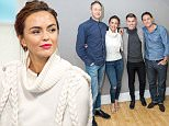 EDITORIAL USE ONLY. NO MERCHANDISING\n Mandatory Credit: Photo by Ken McKay/ITV/REX Shutterstock (5269588bt)\n Nick Pickard, James Redmond, Jennifer Metcalfe and Kieron Richardson\n 'Lorraine' ITV TV Programme, London, Britain - 19 Oct 2015\n HOLLYOAKS AT 20!\n From affairs, serial killers, explosions, and even a train crash! Today we're looking back at 20 Years of teenage turmoil as Hollyoaks finally comes of age!\n Sofa: Nick Pickard, James Redmond, Jennifer Metcalfe and Kieron Richardson\n