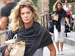 UK CLIENTS MUST CREDIT: AKM-GSI ONLY\nEXCLUSIVE: Beverly Hills, CA -Rachel Hunter looks like she didn't get enough beauty sleep last night as she's seen getting Coffee Bean without any makeup on.\n\nPictured: Rachel Hunter\nRef: SPL1153545  161015   EXCLUSIVE\nPicture by: AKM-GSI / Splash News\n\n