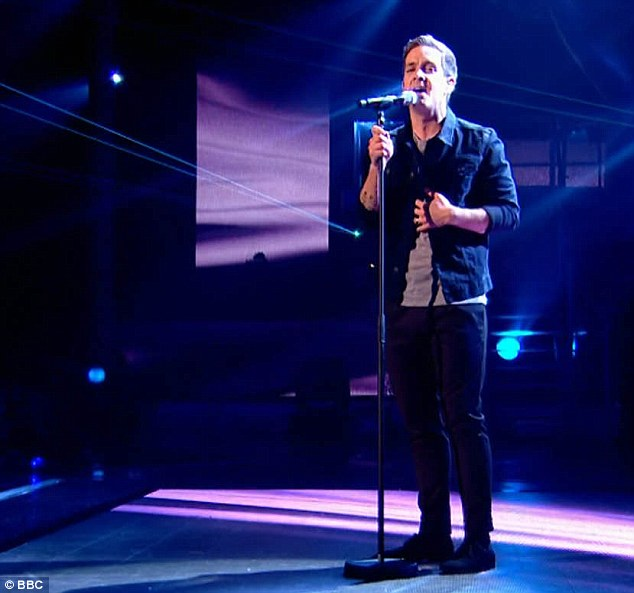 Champ: Ricky Wilson'sprotégé, Stevie McCrorie, was named the winner of The Voice on Saturday. And that's it for another year...