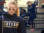 ***MANDATORY BYLINE TO READ INFPhoto.com ONLY***\nGigi Hadid is pictured this morning heading to the Gym in New York City.\n\nPictured: Gigi Hadid\nRef: SPL1156349  201015  \nPicture by: Elder Ordonez/INFphoto.com\n\n