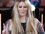 Mandatory Credit: Photo by James Shaw/REX Shutterstock (5073785y).. Jenna Jameson.. 'Celebrity Big Brother: UK vs USA' TV show, Elstree Studios, Hertfordshire, Britain - 11 Sep 2015.. ..