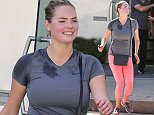 EXCLUSIVE: Kate Upton gives her personal trainer an eye full as she works out at Rise Movement   Pictured: Kate Upton Ref: SPL1149372  201015   EXCLUSIVE Picture by: Splash News  Splash News and Pictures Los Angeles: 310-821-2666 New York: 212-619-2666 London: 870-934-2666 photodesk@splashnews.com
