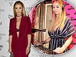 Mandatory Credit: Photo by Nils Jorgensen/REX Shutterstock (5254565n)\n Lauren Pope\n Binky x In The Style clothing collection launch, London, Britain - 15 Oct 2015\n Made in Chelsea star, Binky Felstead, celebrates the launch of her Binky x In The Style clothing collection at Libertine by ChinaWhite, London.\n