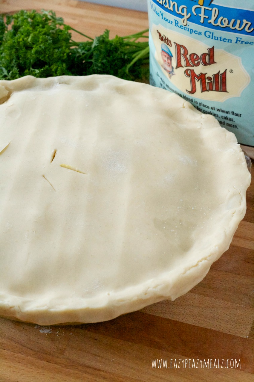 pastry crust pot pie Gluten Free Seafood Pot Pie