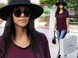 Kourtney Kardashian shopping at La Perla in Beverly Hills as  Kris Jenner is seen arriving at the hospital to visits Lamar Odom.\n\nPictured: Kourtney Kardashian\nRef: SPL1156500  201015  \nPicture by: Clint Brewer / Splash News\n\nSplash News and Pictures\nLos Angeles: 310-821-2666\nNew York: 212-619-2666\nLondon: 870-934-2666\nphotodesk@splashnews.com\n