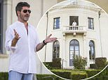 ***EMBARGOED UNTIL 00.01 TUESDAY 20TH OCTOBER 2015*** ***MANDATORY BYLINE TO READ: Syco/Thames/Corbis/Dymond*** Contestants seen performing in front of their mentors at Judges House's. Pictured is: Simon Cowell giving his intro to the Overs