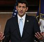 WASHINGTON, DC - OCTOBER 20:  Rep. Paul Ryan (R-WI) speaks following a meeting of House Republicans at the U.S. Capitol October 20, 2015 in Washington, DC. Ryan has said he is willing to be the next Speaker of the House if all House Republicans endorse him for the position.  (Photo by Win McNamee/Getty Images)