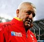 LONDON, ENGLAND - OCTOBER 17:  Warren Gatland, Head Coach of Wales looks dejected as he walks towards the tunnel following defeat during the 2015 Rugby World Cup Quarter Final match between South Africa and Wales at Twickenham Stadium on October 17, 2015 in London, United Kingdom.  (Photo by Dan Mullan/Getty Images)