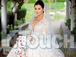 Please note: Must NOT crop or alter picture in any way Must link back to original post: http://www.intouchweekly.com/posts/jenni-jwoww-farley-wedding-dress-roger-matthews-jersey-shore-74656