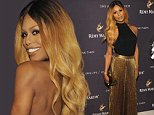 NEW YORK, NY - OCTOBER 20: Actress Laverne Cox attends One Life/Live Them presented by Remy Martin and Jeremy Renner on October 20, 2015 in New York City.  (Photo by Brad Barket/Getty Images for Remy Martin)