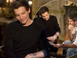 ***EMBARGOED UNTIL 00.01 TUESDAY 20TH OCTOBER 2015*** ***MANDATORY BYLINE TO READ: Syco/Thames/Corbis/Dymond*** Contestants seen performing in front of their mentors at Judges House's. Pictured is: Simon Cowell and Louis Tomlinson Deliberation.