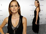 LOS ANGELES, CA - OCTOBER 19:  Actress Teresa Palmer attends the 22nd Annual ELLE Women in Hollywood Awards at Four Seasons Hotel Los Angeles at Beverly Hills on October 19, 2015 in Los Angeles, California.  (Photo by Jeff Vespa/Getty Images for ELLE)