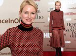"""NEW YORK, NY - OCTOBER 19:  Actress Naomi Watts attends """"How To Dance In Ohio"""" premiere at Time Warner Center on October 19, 2015 in New York City.  (Photo by Ilya S. Savenok/Getty Images)"""