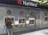 NatWest Bank, King St, Hammersmith, open on sunday. . REXMAILPIX.
