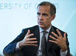 OXFORD, ENGLAND - OCTOBER 21:  Bank of England Governor Mark Carney makes a speech at The Sheldonian Theatre in the University of Oxford on October 21, 2015 in Oxford, United Kingdom.  Carney spoke about the benefits and risks of Britain's EU membership.  (Photo by Eddie Keogh-Pool/Getty Images)