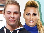 Mandatory Credit: Photo by REX Shutterstock (5259307a)  Katie Price  Celebrities at the ITV studios, London, Britain - 16 Oct 2015