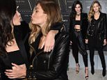 NEW YORK, NY - OCTOBER 20:  Models Kendall Jenner (L) and Gigi Hadid attend the BALMAIN X H&M Collection Launch at 23 Wall Street on October 20, 2015 in New York City.  (Photo by Dimitrios Kambouris/Getty Images for H&M)
