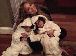 Mariah Carey ?@MariahCarey  6m6 minutes ago Me and dem #lambs