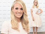 NEW YORK, NY - OCTOBER 21:  Carrie Underwood attends Almay Fresh-Faced Beauty Day on October 21, 2015 in New York City.  (Photo by Michael Loccisano/Getty Images for Almay)