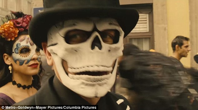 International: Spectre, the 24th Bond film in the franchise, opens at a Day of the Dead festival in Mexico, before taking viewers across the world to Rome, Morocco and Austria