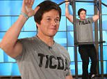 Hollywood heartthrob Mark Wahlberg,  joins ¿The Ellen DeGeneres Show¿ on Thursday, October 22nd and talks about his allergy to cats and having a ¿hairy¿ ass.  Mark also tells Ellen about other tricks he has for his wife such as dressing up as a handyman and fixing things around the house to keep her interested.  Plus,  Mark does 22 pull ups in 30 seconds to raise $20,000 for Breast Cancer Awareness.