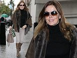 Mandatory Credit: Photo by Beretta/Sims/REX Shutterstock (5287923b)\n Geri Halliwell at BBC Radio 1 Studios\n Geri Halliwell out and about, London, Britain - 21 Oct 2015\n \n