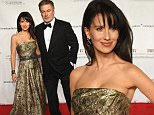 NEW YORK, NY - OCTOBER 21:  Hilaria Baldwin attends the American Ballet 75th Anniversary Fall Gala at David H. Koch Theater at Lincoln Center on October 21, 2015 in New York City.  (Photo by Jamie McCarthy/Getty Images)