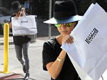 Picture Shows: Kourtney Kardashian  October 22, 2015\n \n Camera shy reality star Kourtney Kardashian enjoys some solo shopping in Beverly Hills, California. Kourtney was in no mood for photos and hid her face behind a shopping bag. \n \n Non Exclusive\n UK RIGHTS ONLY\n \n Pictures by : FameFlynet UK © 2015\n Tel : +44 (0)20 3551 5049\n Email : info@fameflynet.uk.com